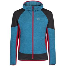 Montura Hybrid Wool Giacca Uomo, blue ottanio/ros